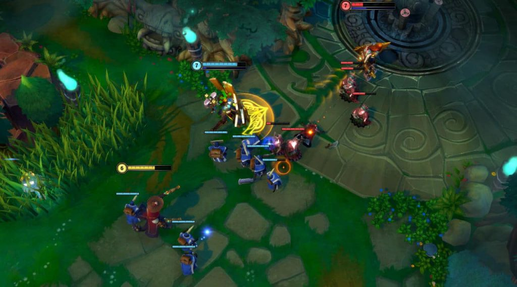 Basics on how to Farm like a Pro in League of Legends_1