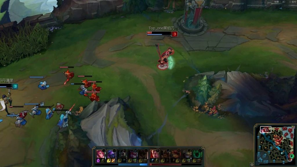 Basics on how to Farm like a Pro in League of Legends_2