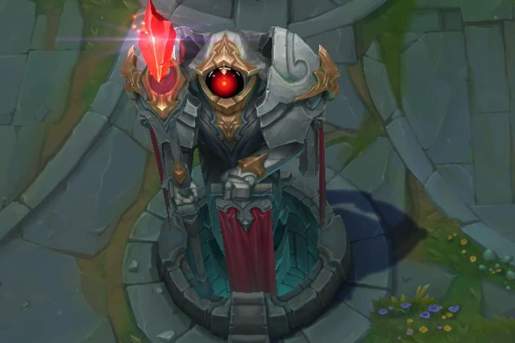 League of Legends Turret