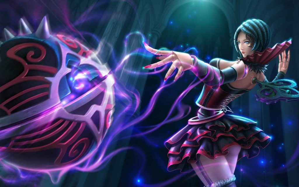 Oriana in League of Legends
