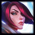 Icon showing the League of Legends Champion Fiora