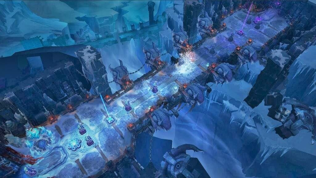 League of Legends - Howling Abyss Aram