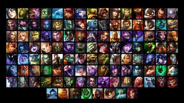 Master any Champion in League of Legends