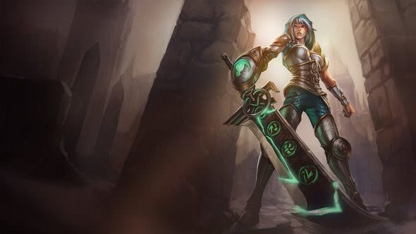 The Exile Riven
