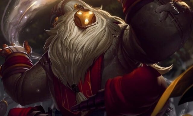 League of Legends Support Bard