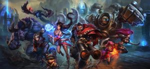 Tips for ADCsLeague Of Legends wallpaper