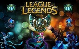 League of Legends Champion Compilation