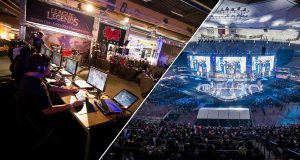 League of Legends World Championship 2011 and 2018 compared