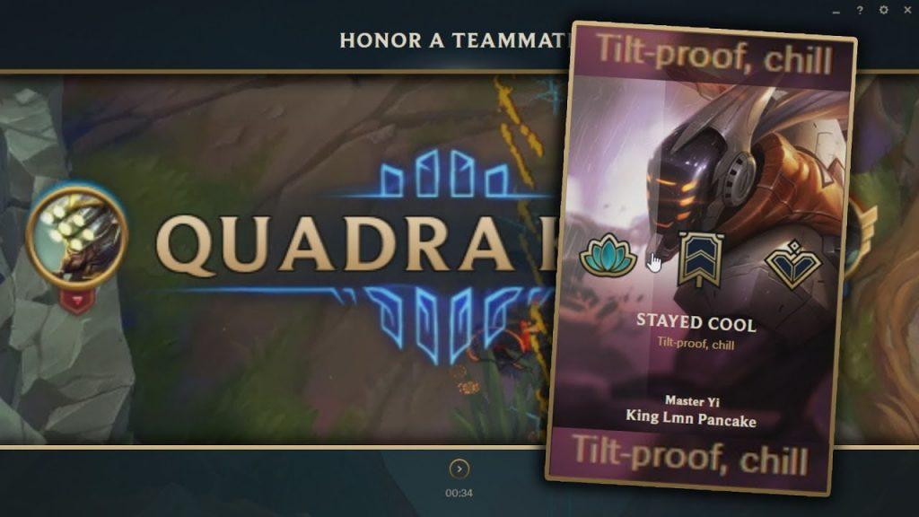Stay tilt proof in League of Legends