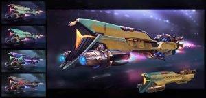 Odyssey Ship