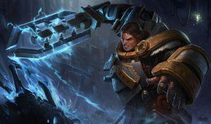 Garen, Steel Legion