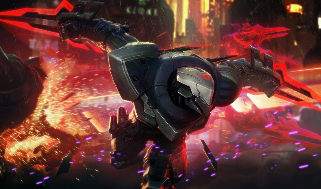Project Zed- League of Legends