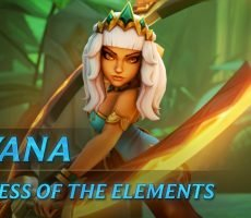Qiyana Empress of the Elements