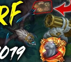 "League of Legends ""ARURF"" Game Mode"