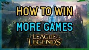 Improve in League of Legends Smurfs