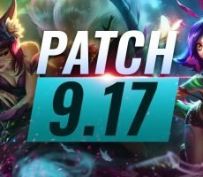 League of Legends Patch 9.17