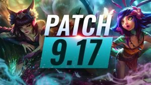 League of Legends Patch 9.17 Game