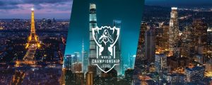 league of legends trophy for Champions