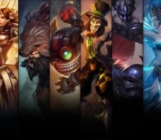 Buy LoL Skins for the Starting Champions