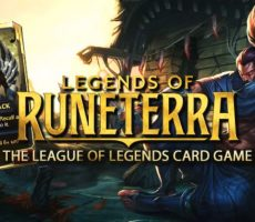 Discovering Legends of Runeterra