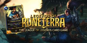 Discovering Legends of Runeterra Card Game Social Thumbnail