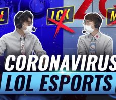 Breathtaking! eSports on Hold due to Coronavirus