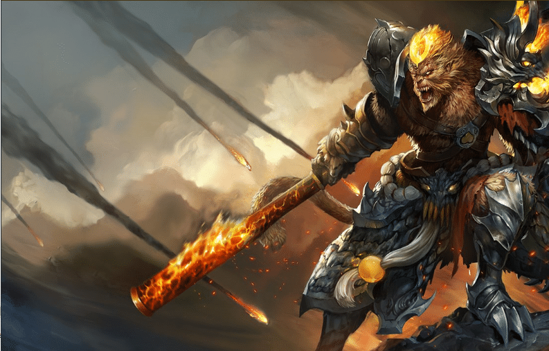 League of Legends - General Wukong rework