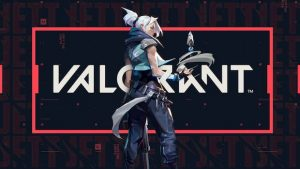Article on Riot's new project Valorant - showing character Agent
