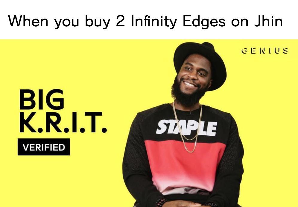 4 Infinity Edges*
