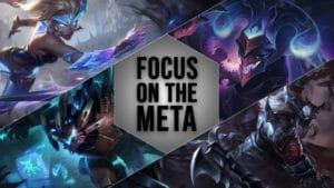 League of Legends Meta Thumbnail