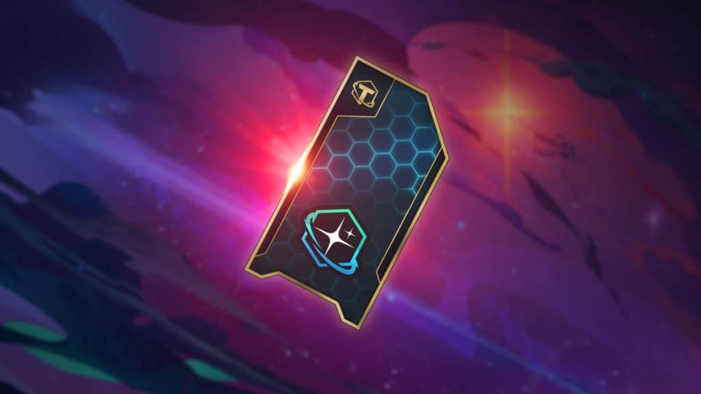 The TeamFight Tactics Battle Pass Premium Key, which can be purchased over the in-game store.