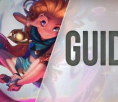 League of Legends Zoe the Aspect of Twilight Guide