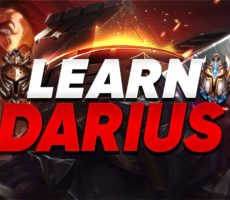 LoL Darius the Hand of Noxus Guide