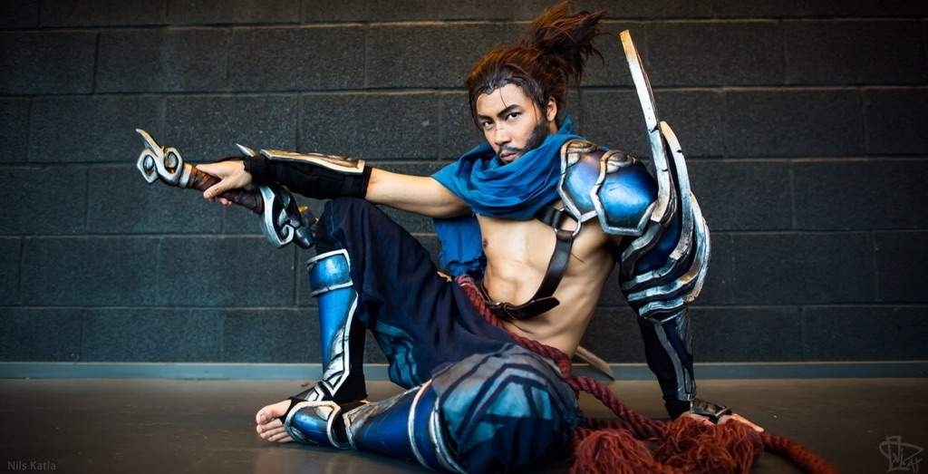 Very detailed photo of Yasuo