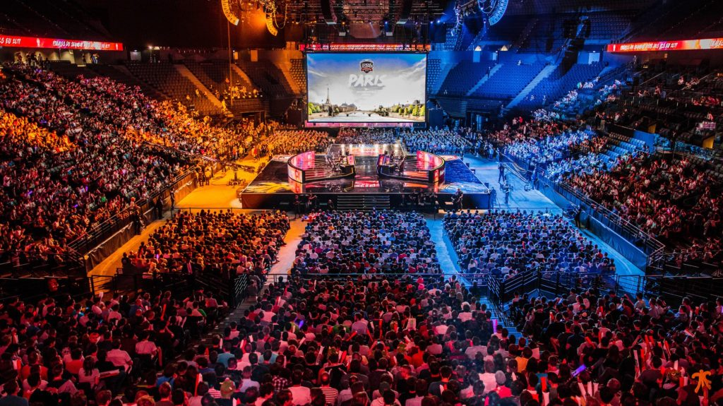 League Of Legend Esport