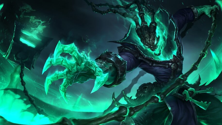 Official Art from the Champion Thresh