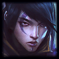 Champion close up photo of Aphelios in ADC Tier List
