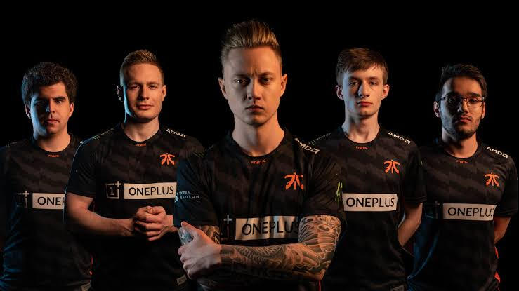 A complete roster of Fnatics players in 2019