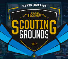 Preparing For NA Scouting Grounds