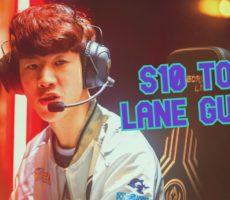 Comprehensive Top Lane Guide in Season 10