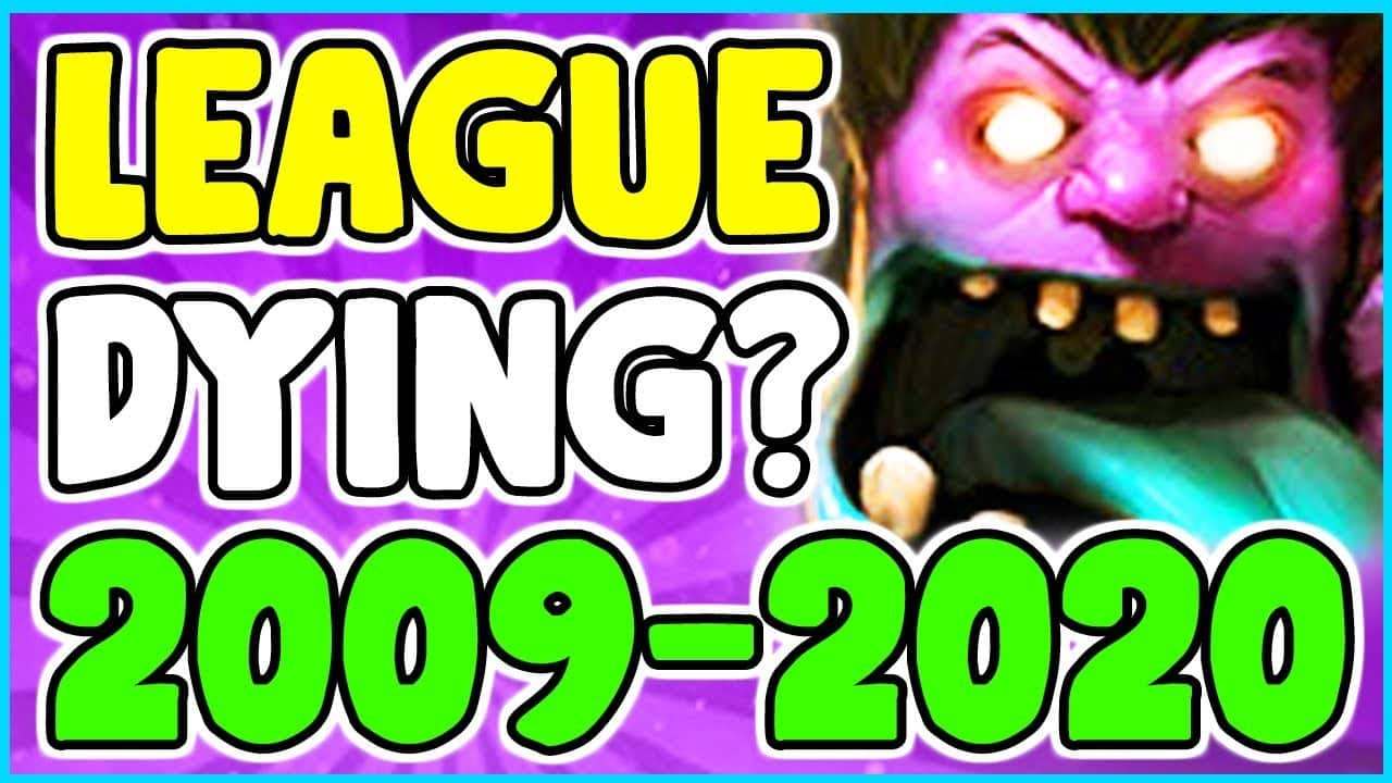 Is League of Legends Dying?