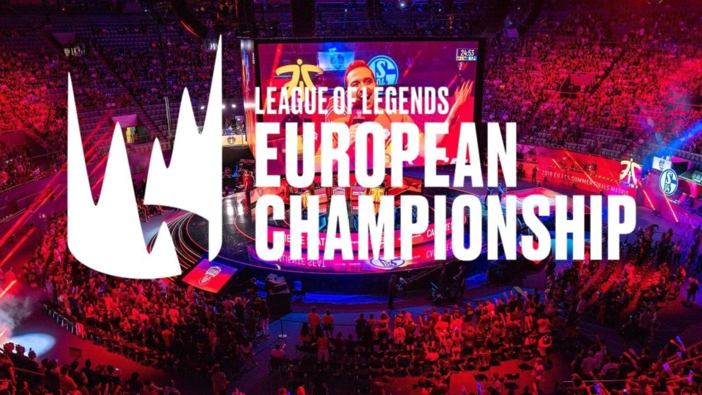 League of Legends European Championship Series Official Flair
