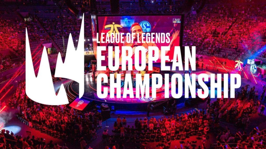 League of Legends European Championship Series Official Flair