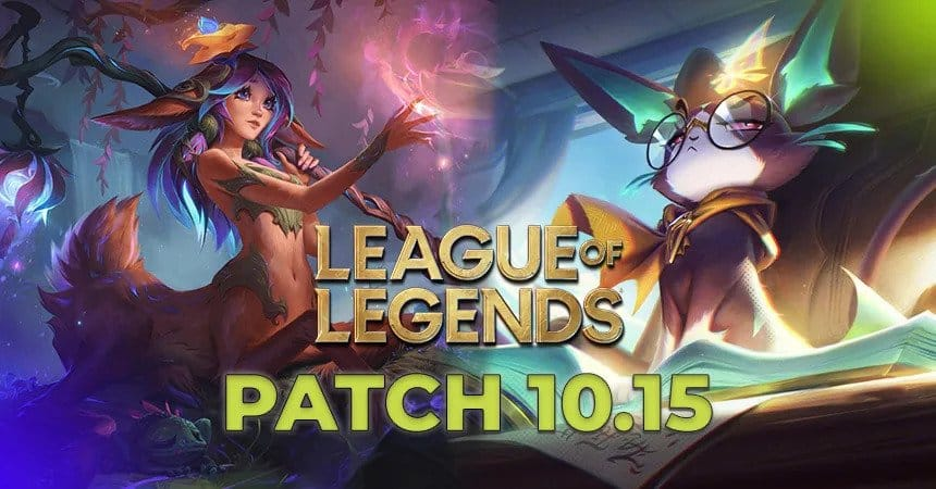 League of Legends Patch 10.15 Discussion