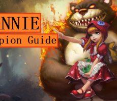 League of Legends Season 10 Annie Guide
