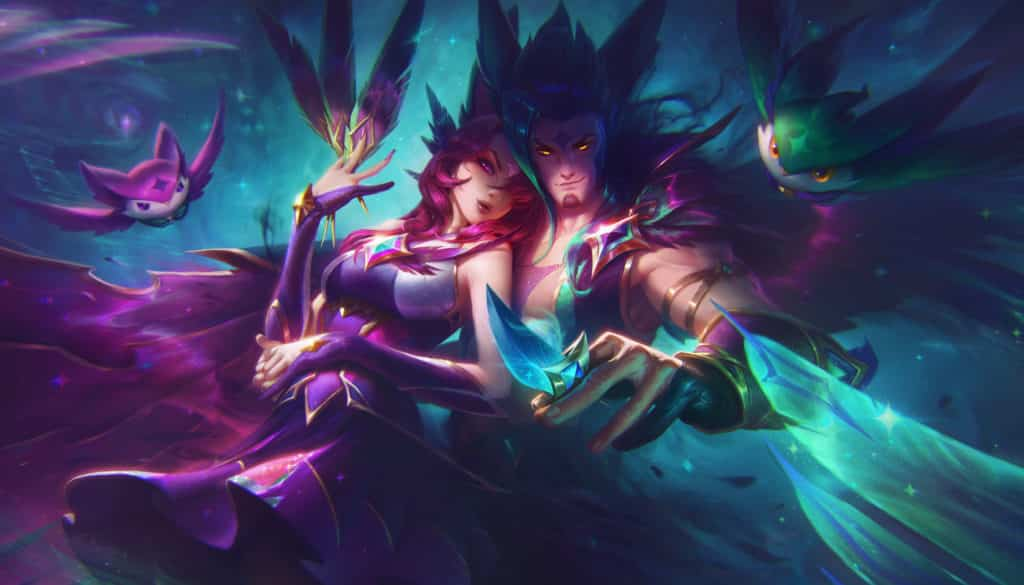 Illustration for the article 2020 league of legend skins economy.