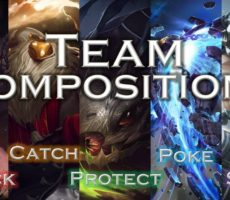 Team Comp Tactics in League of Legends That Will Boost Your 5-man Team Fight