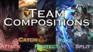 Team Comp Tactics in League of Legends That Will Boost Your 5-man Team Fight_Thumbnail