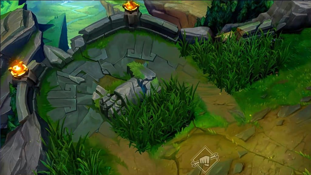 Top Lane Alcove for Top Lane Guide