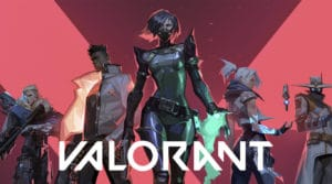 Valorant Intro Screen